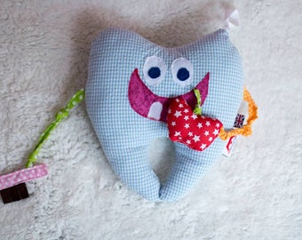 Tooth fairy, pillow, educational toy
