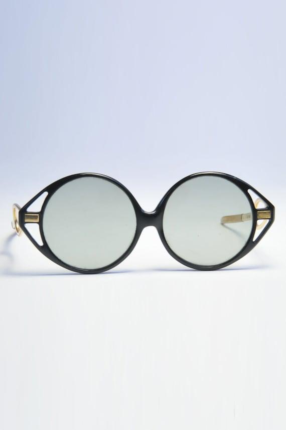 BAUSCH & LOMB U.S.A 1970's Oversize Sunglasses