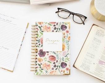 Prayer Journal- Floral
