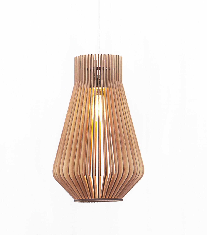 Scandinavian style wooden hanging lamp lighting design zoom arubaitofo Images