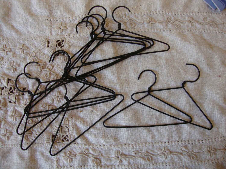 Mini wire hangers 3\