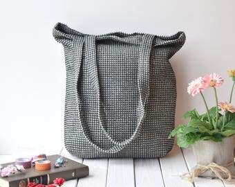 Canvas tote bag, Tote bag canvas,  farmers market bag, Shopping bag, canvas tote, sac cabas, Tote bag, Linen bag, sac, bolso, Everyday Tote