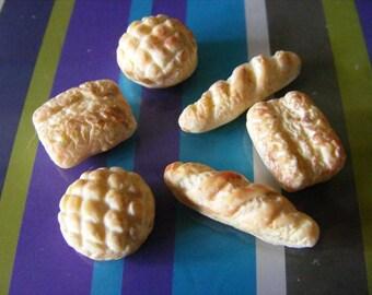 1/12 Scale Bread
