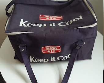 Vintage 70's Thermos Keep It Cool bag