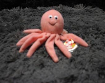 INKY the Octopus!  1993/1994, Fareham, Hants, Tag Errors