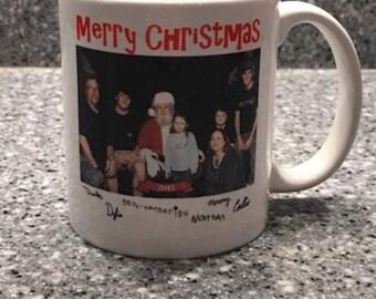Custom personalized mugs