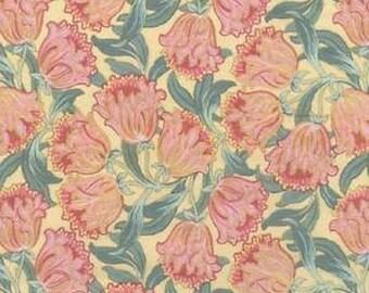 """Timeless Treasures Prints  """"Art Nouveau""""   Cotton Fabric"""