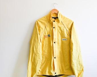 Yellow CHAPAK Tour de France Jacket