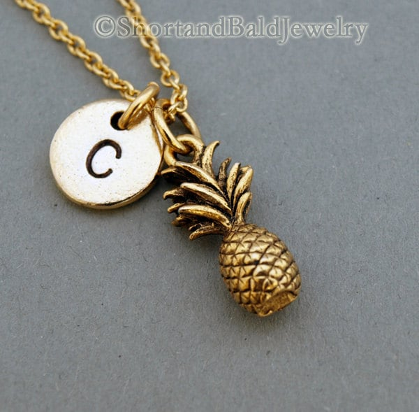 multi en hello web shop pineapple colored au pendant kitty plating product online gold swarovski jewellery coloured