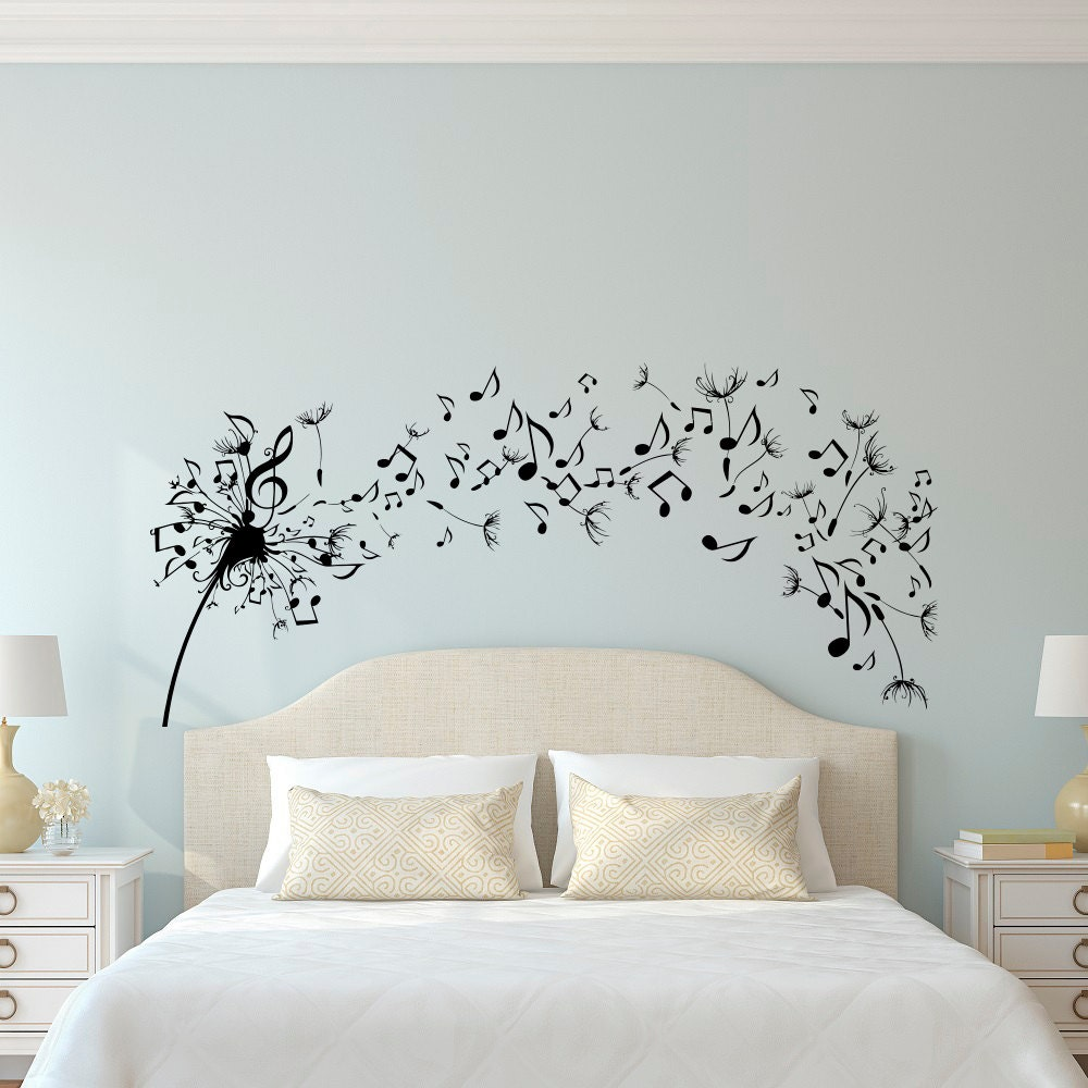 Ordinaire Description. Dandelion Wall Decal ...