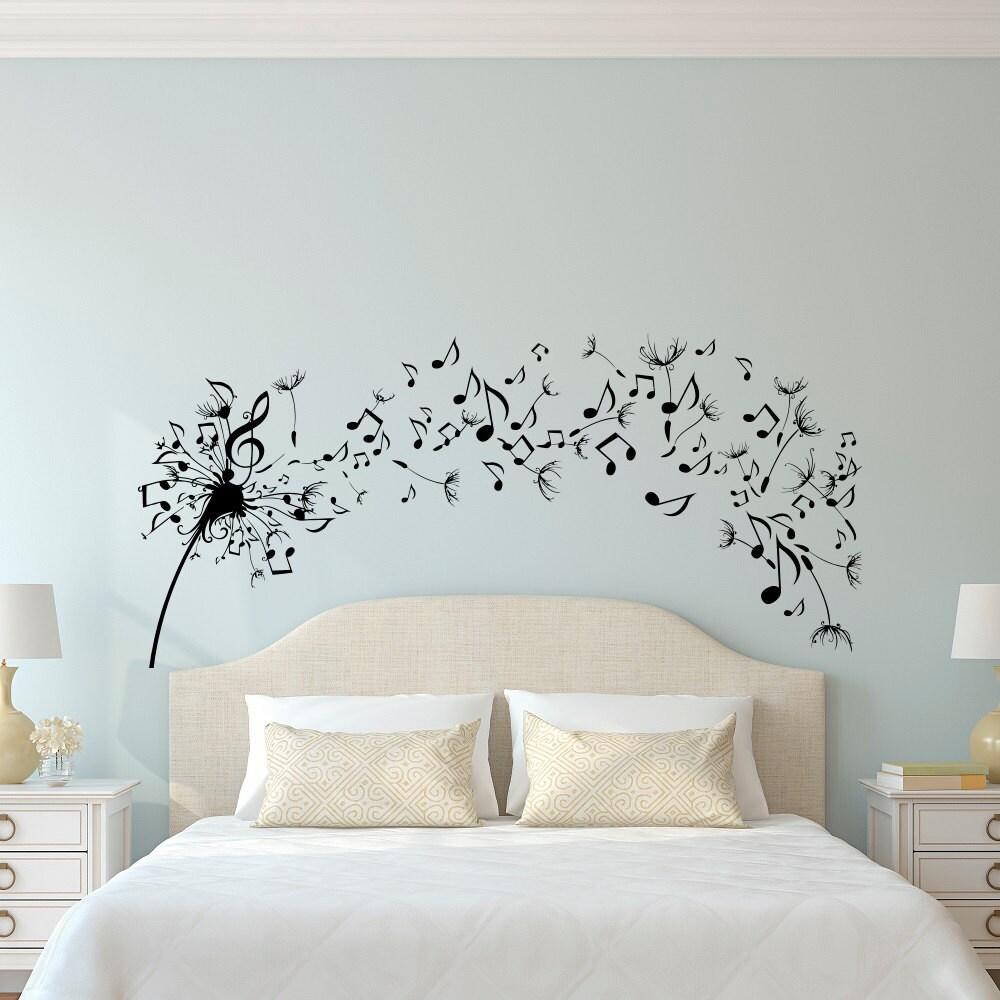 Beau Description. Dandelion Wall Decal Bedroom  ...