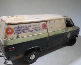 ScaleModel,Chevrolet,WorkTruck,124Scale,JunkYard,PlasticModel