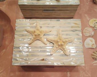 No. 107 ~ Cream ~ Distant Karuna Angel Reiki© Prayer Box