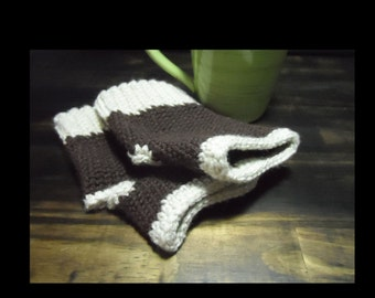 Fingerless Gloves - warm and soft