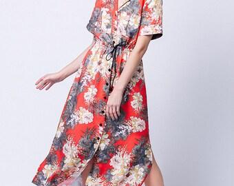 Named Clothing PATTERN - Reeta Midi Shirt Dress - Sizes 0-18