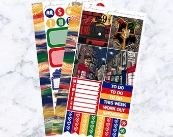 PRE-SALE! Lumos Bitty Kit (Glam Planner Stickers for Erin Condren Life Planner)