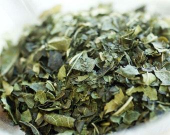 80 Grams White Mulberry Morus Alba Herbal Tea Leaf Leaves Organic Pure Powder Tea Drinking