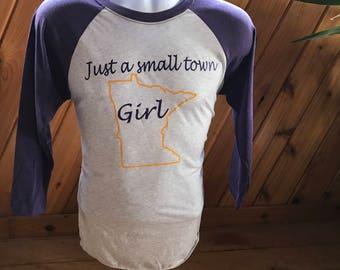 Small Town Minnesota Girl