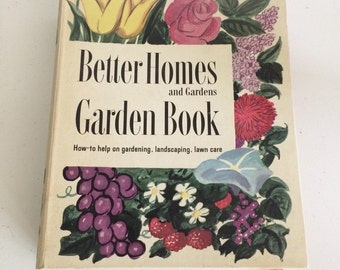 1950's Better Homes and Garden Book