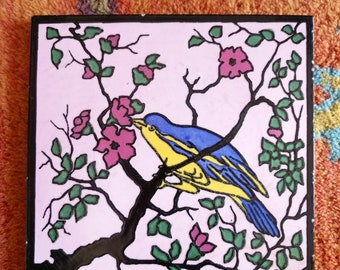 DecArt Bird Tile