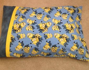Minions Pillow Case- Standard Pillow
