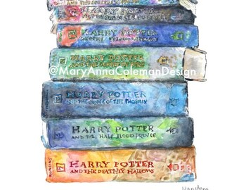 Harry Potter - The Series