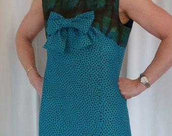 ARETHA: 1960s dress