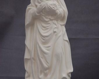 13 1/4' Madonna with Christ