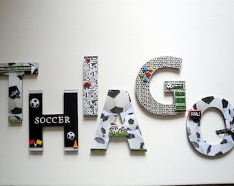 soccer playroom etsy
