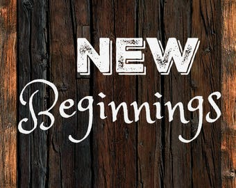 """Here Am I Send Me """"New Beginnings"""" Young Women YW digital printable posters handouts invitations personalized ward/stake custom date/time"""