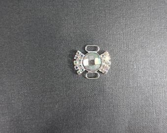 Sundial AB  Rhinestone connector for bikini or Crafting