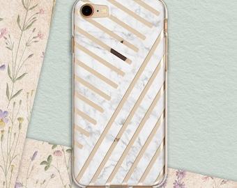 iphone case marble phone case geometric phone case white marble s8 marble case s8 white marble case iphone case 6 iphone X iphone ACi_052