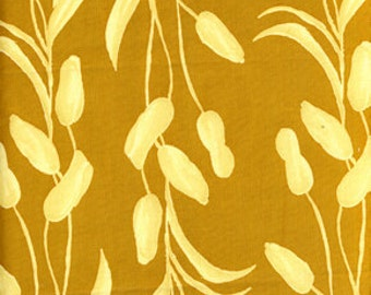 01390 Tina Givens Treetop Fancy  Lakeside Park in ivory color- 1/2 yard