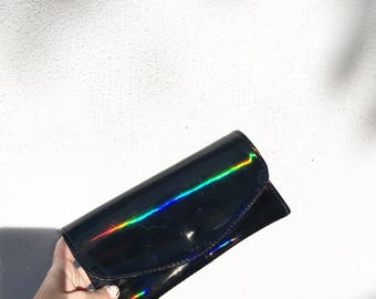 Polly envelope faux leather wallet (Ready to Ship)
