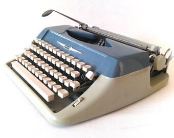 Vintage Office Decor, Amaya, Working Typewriter, Made in Spain