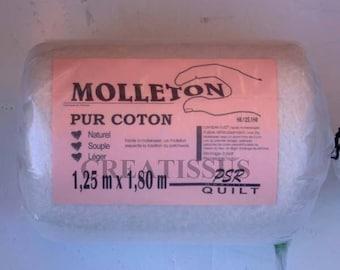 Pure cotton 1.8 m x 1.25 m fleece