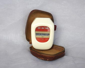 Bertram Bewi Automat A - Vintage Light Meter - Vintage Photography Light Meter - Selenium Meter - Photography Equipment - Photography Decor