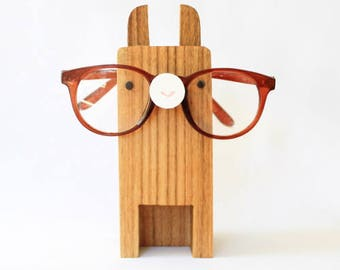 Alpaca Eyeglass Stand