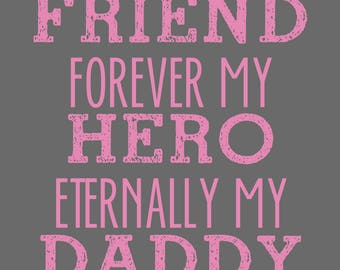 FATHER'S DAY Daddy Printable - 8x10