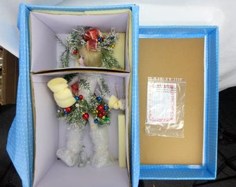 """Bill O'Connor Limited Edition Doll """"Tiny Twinkle Tree"""" Limited Edition 478/5000"""
