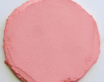 Sample Size RETRO PINK 1/2 Pound 1/2 Pound Mosaic Tile Sanded Grout Polymer Fortified Interior Exterior Just Add Water