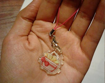 Sister Location Charms 1# -  Exotic Butters Charm