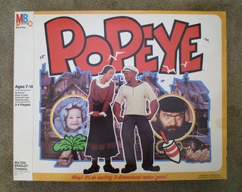 Popeye Board game
