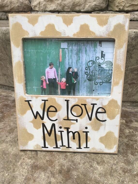 We Love Mimi Frame