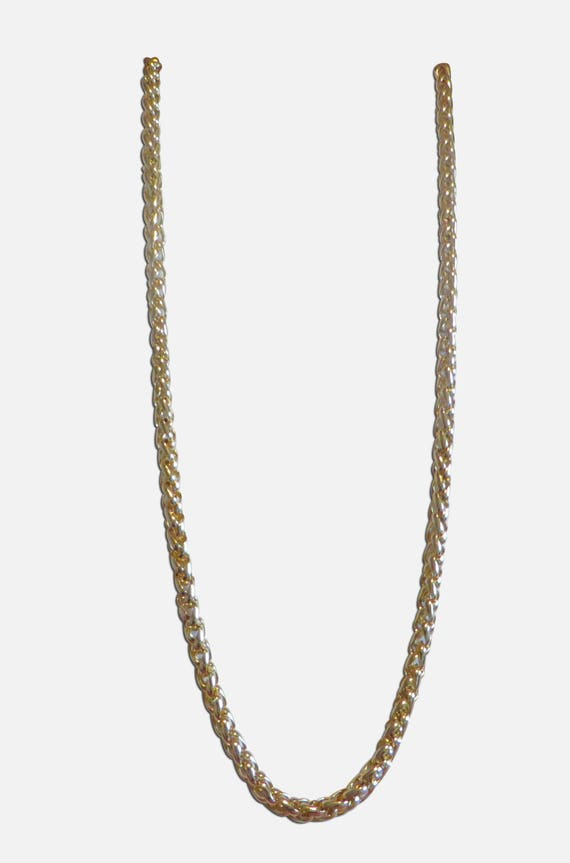 14k gold filled chain gold chain mens necklace mens jewelry aloadofball Images
