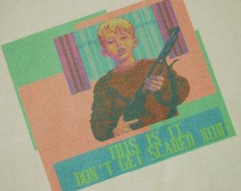 Home Alone sub t-shirt