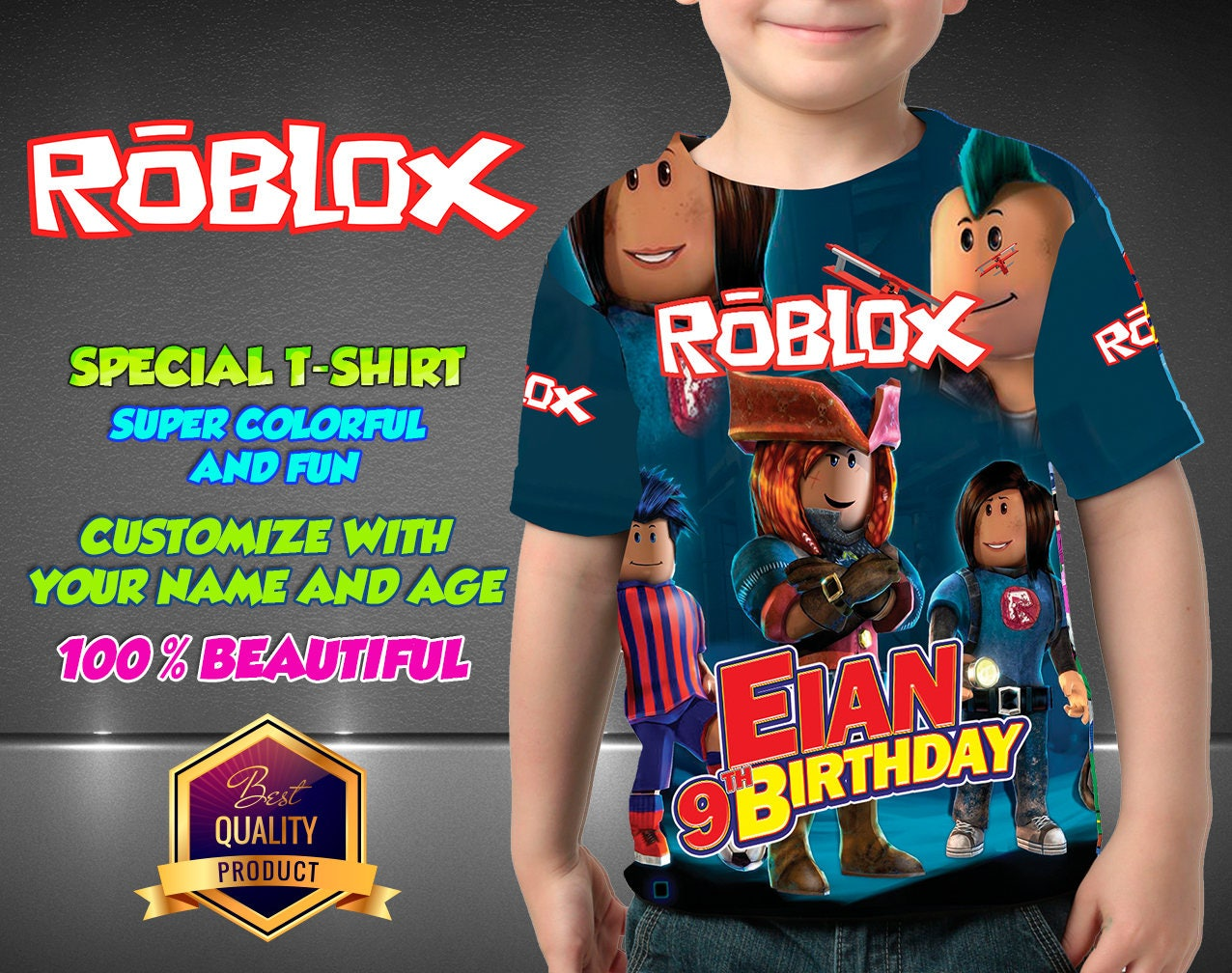 roblox birthday shirt roblox custom shirt roblox