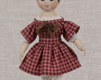Izannah Walker style doll boy
