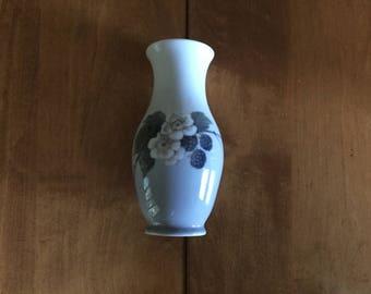 Bing and Grondahl flower vase