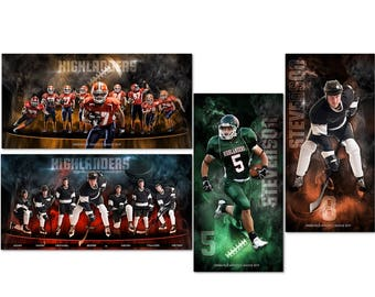 Sports Banners Backgrounds Primetime